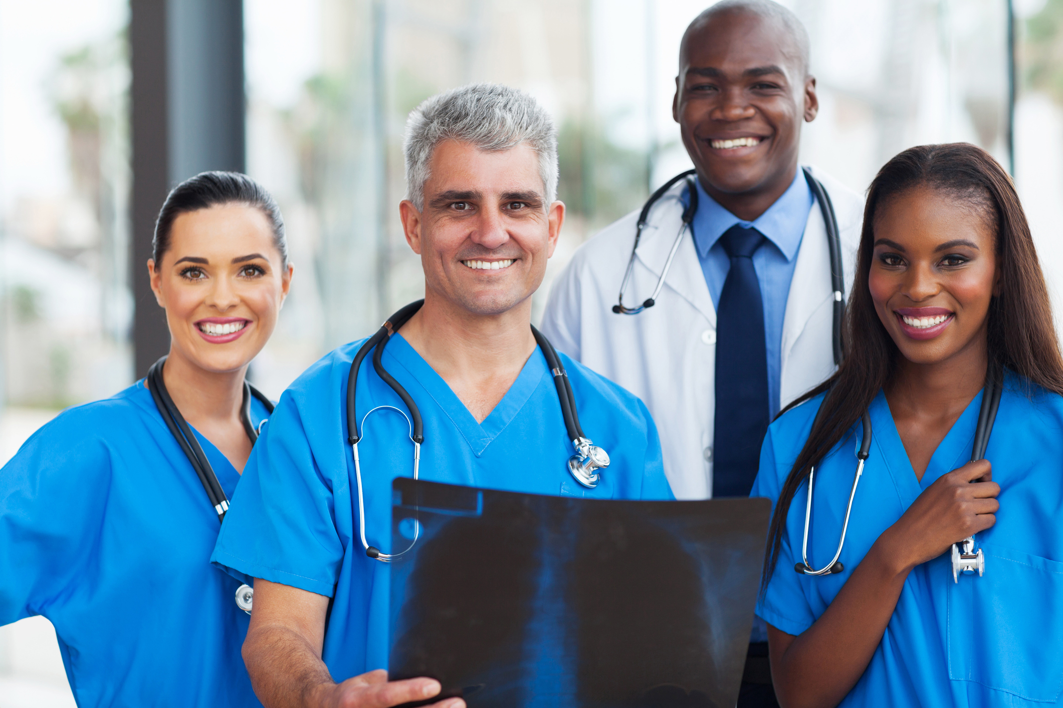 image of doctors and nurses